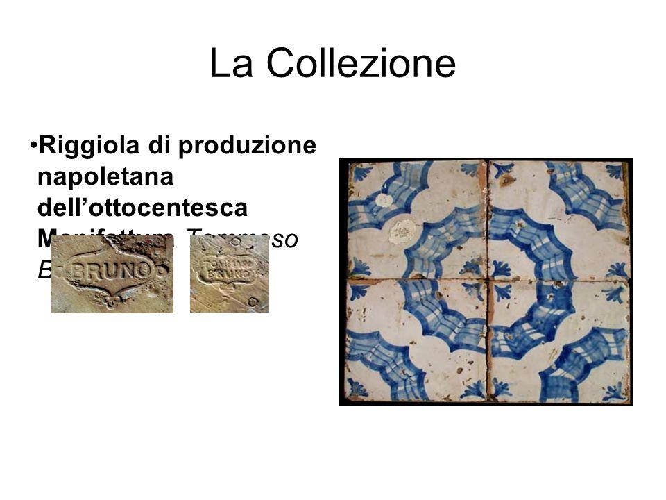La Collezione Riggiola di produzione napoletana dell'ottocentesca Manifattura Tommaso Bruno