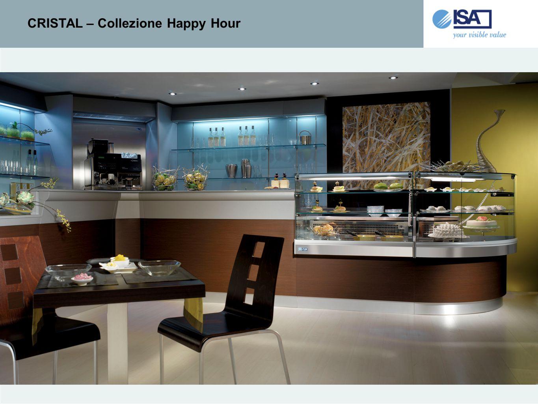 CRISTAL – Collezione Happy Hour