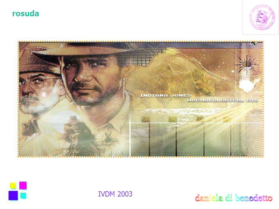 rosuda Interactive Visual Data Mining e la Ricerca dell'Informazione Nascosta IVDM 2003