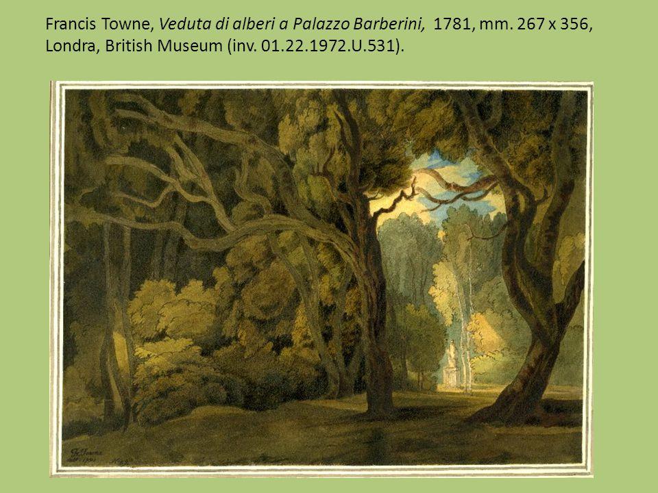 A. L. R. Ducros, Arco di Costantino, 1780 ca., Losanna, Musee des Beaux-Arts