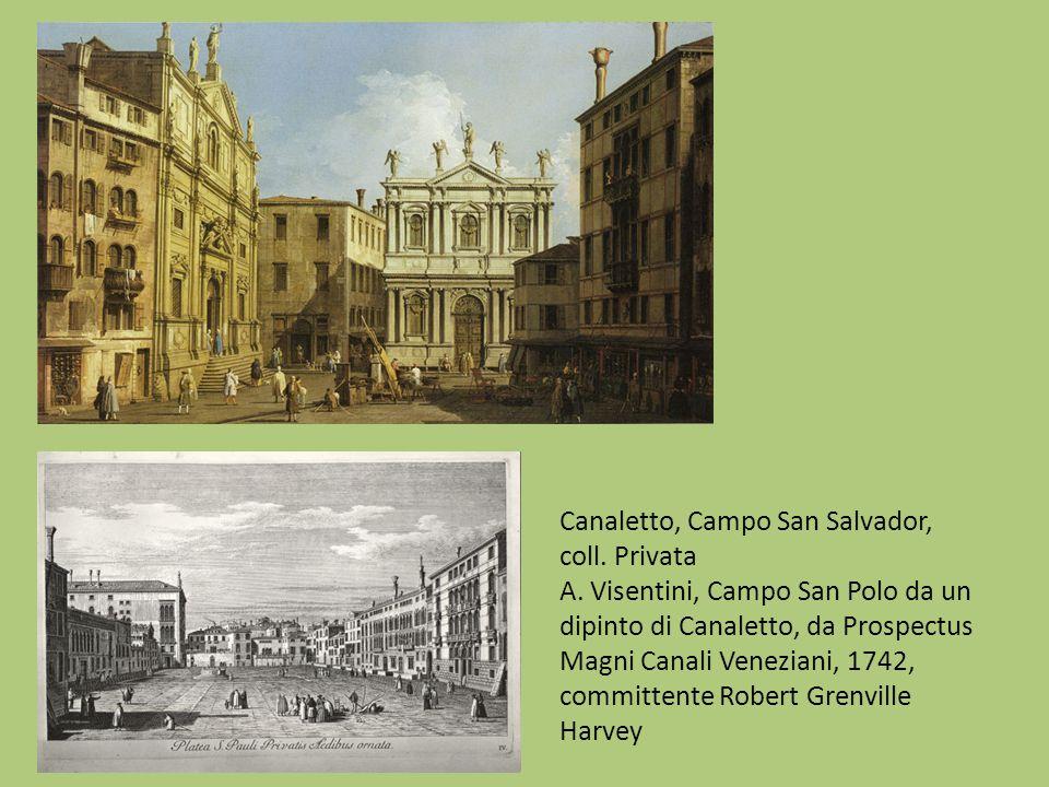 Canaletto, Il bacino di San Marco dalla piazzetta, National Gallery of Victoria, già Farnboroufh Hall, William Holbech