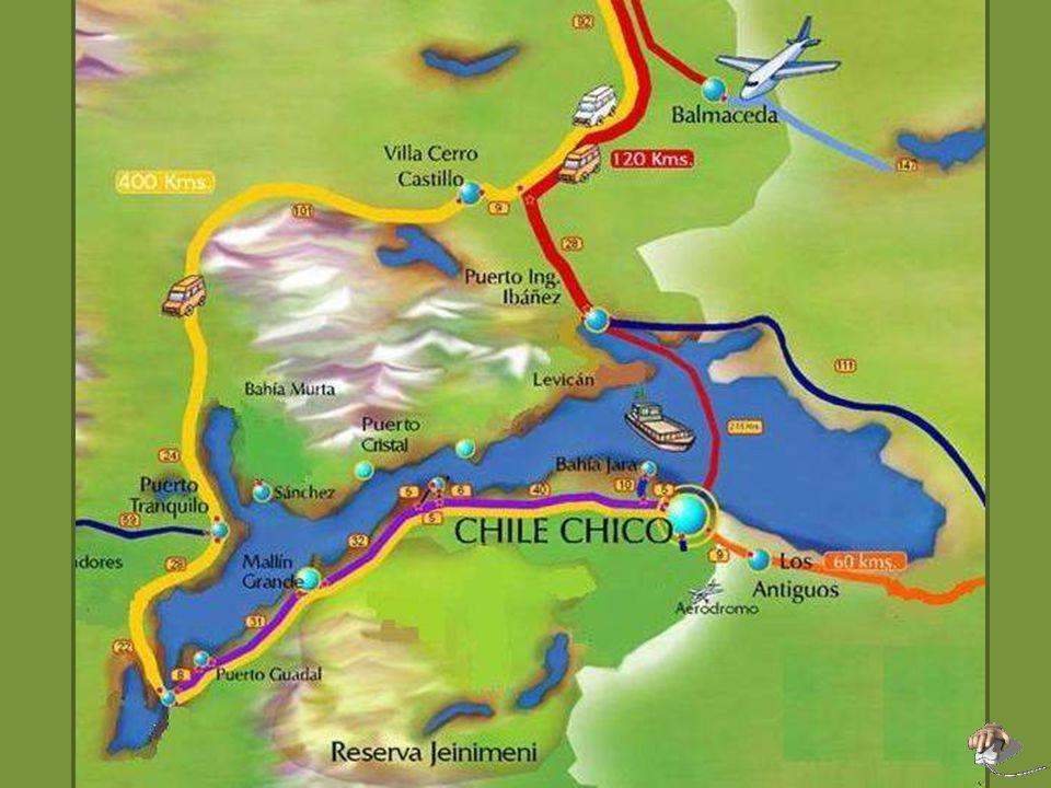 La Patagònia è una regione geografica dell'America meridionale, che comprende l'estremità meridionale del continente. Divisa tra Argentina e Cile, ha