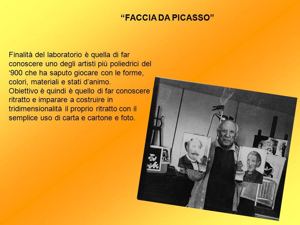 DURATA: 2 ore in classe e 2 ore al museo MATERIALI A DISPOSIZIONE: Materiale di riciclo, giornali, bicchieri, stoffe, cannucce, bottoni ecc.