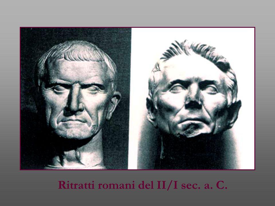 Ritratti romani del II/I sec. a. C.