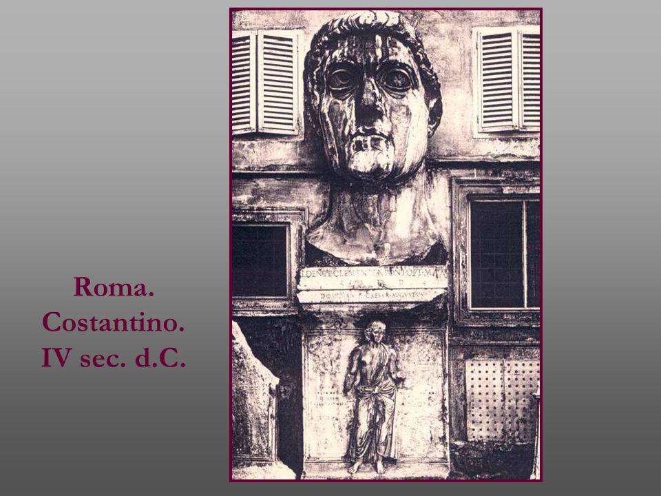 Roma. Costantino. IV sec. d.C.