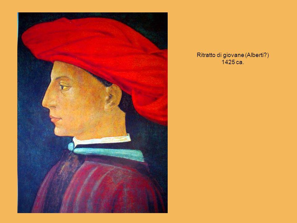 Ritratto di giovane (Alberti?) 1425 ca.