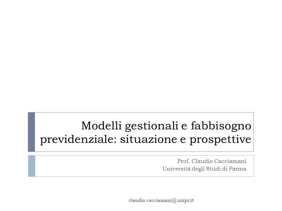 3.Evoluzione modelli gestionali 3b/3 3.
