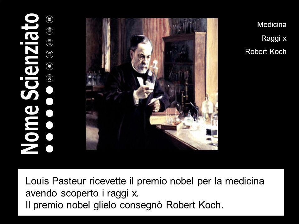 5 10 15 20 25 30 35 40 45 50 55 60 Biologo Chimico Microbiologo Louis Pasteur nacque il 27 dicembre 1822 a Dole e morì il 28 settembre 1895 a Villeneu