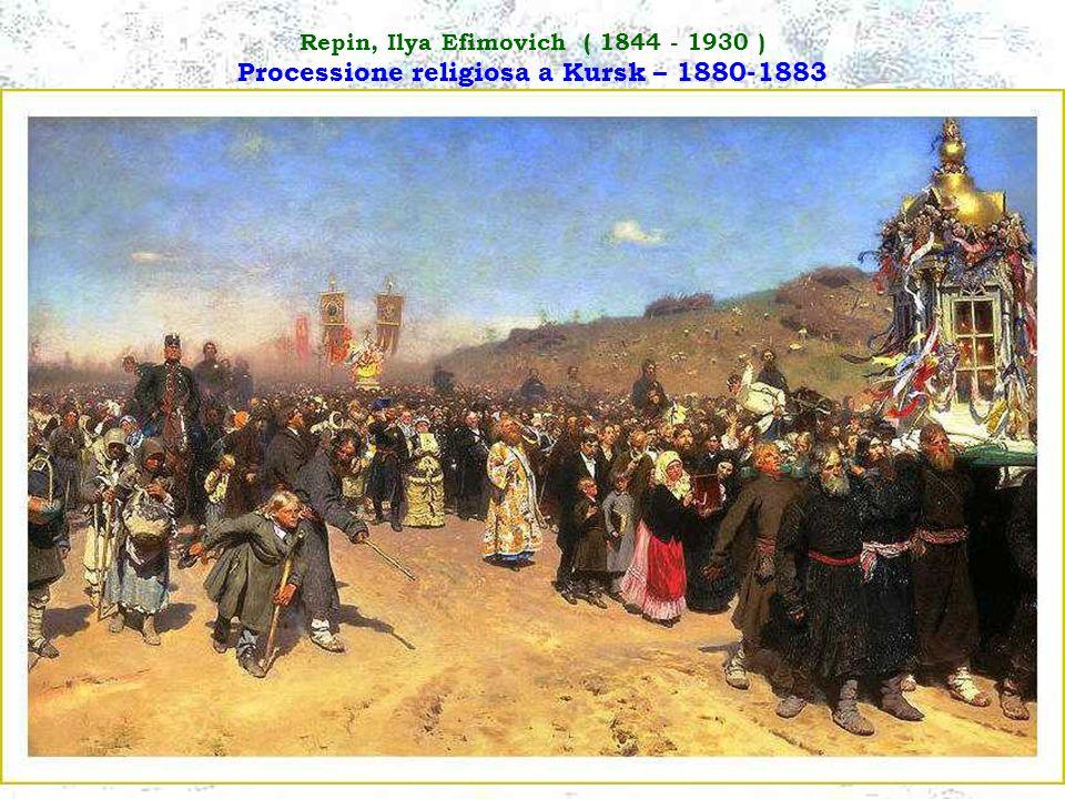Perov, Vassili Grigorievich ( 1834 – 1882 ) Riposo dopo la caccia - 1871