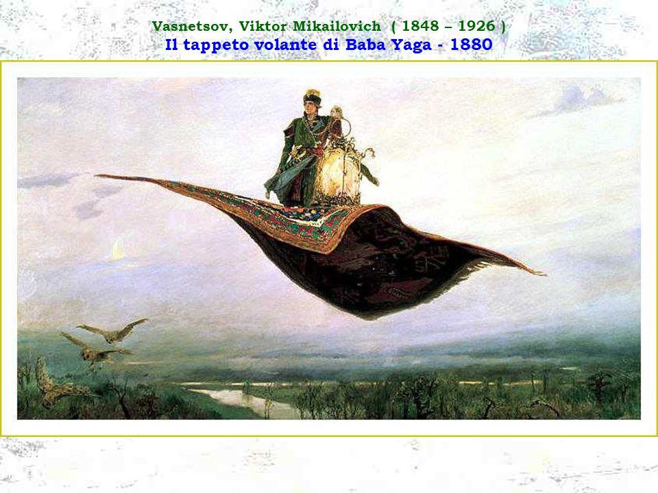 Surikov, Vassili Ivanovich ( 1848 – 1916 ) La Conquista della Siberia da parte di Yermak - 1895