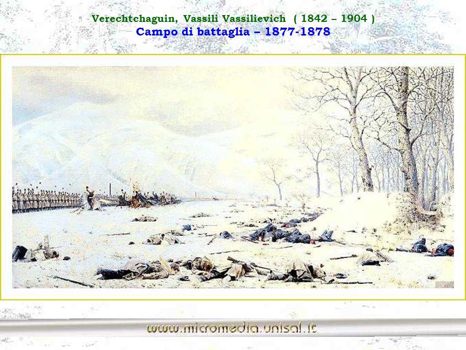 Vasnetsov, Viktor Mikailovich ( 1848 – 1926 ) La principessa incantata - 1918