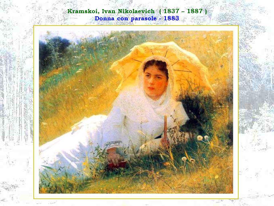 Korovin, Konstantin Alekseevich ( 1861 – 1939 ) Sulla terrazza