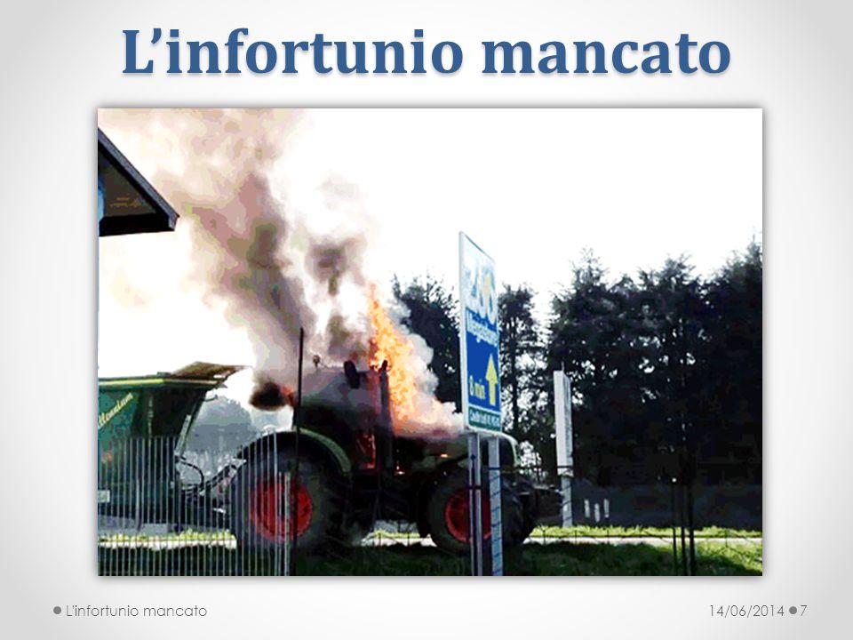 L'infortunio mancato 14/06/2014L infortunio mancato7