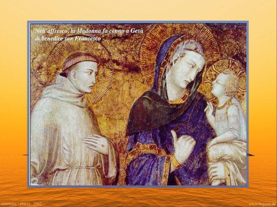"""., """"Voglia San Francesco, uomo di pace, ottenerci dal Signore che si moltiplichino coloro che accettano di farsi"""