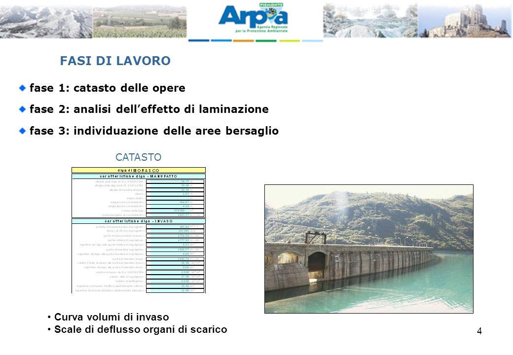15 Analisi Regionale delle PIene nei bacini Montani (ARPIEM)
