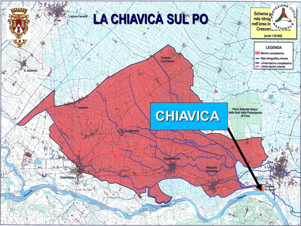 CHIAVICA LA CHIAVICA SUL PO