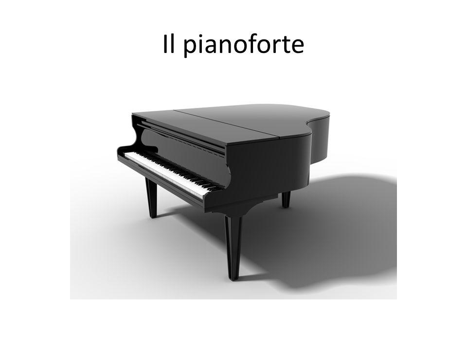 Alcuni strumenti dell'orchestra sono…