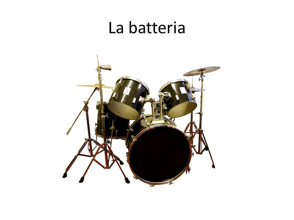 La batteria
