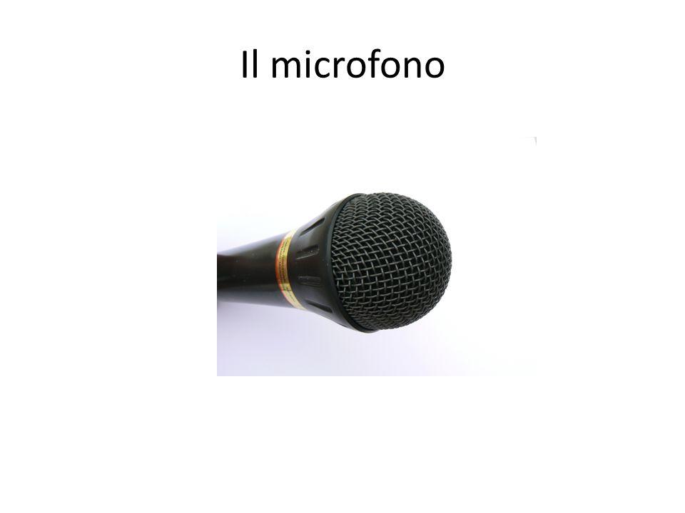 Il microfono