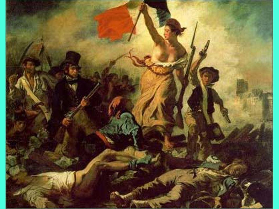 Nuovi equilibri europei La vittoria liberale in Francia ebbe conseguenze rilevanti: si ruppe l'unità delle potenze reazionarie.
