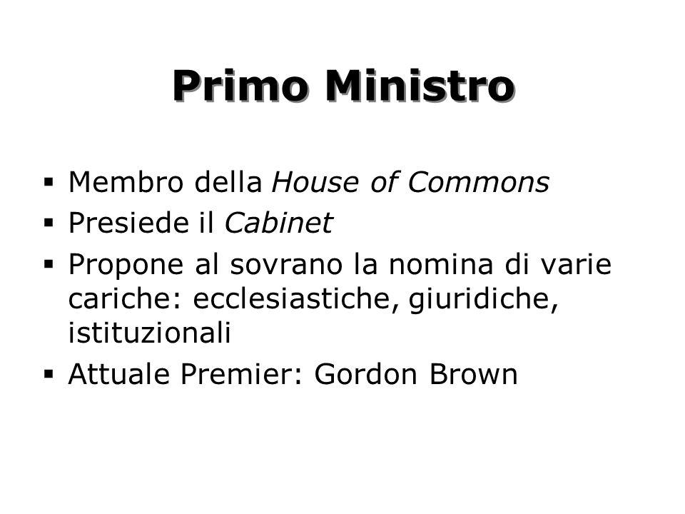 Ministri  Circa un centinaio  Departmental Ministers (amministrazione)  Non-Deparmental Ministers (senza portafoglio)  Junior Ministers (sottosegretari)