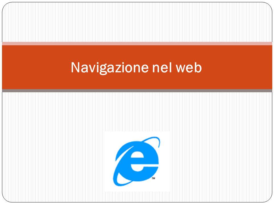 Navigazione nel web