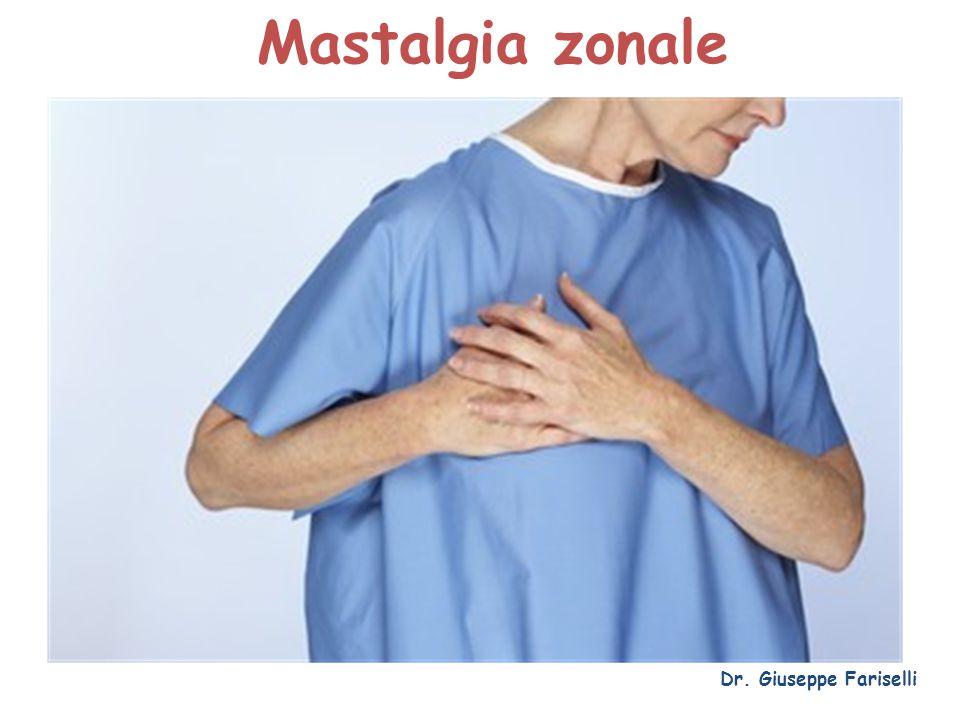 Mastalgia zonale Dr. Giuseppe Fariselli