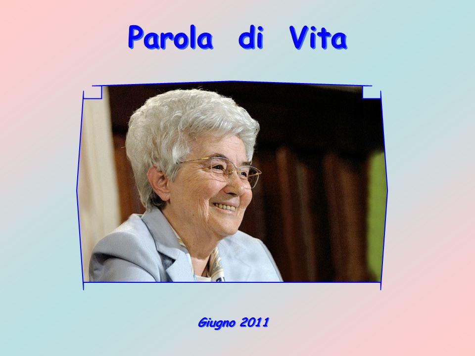 Parola di Vita Giugno 2011