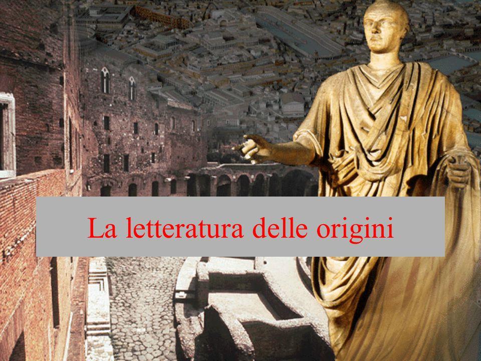 La letteratura delle origini