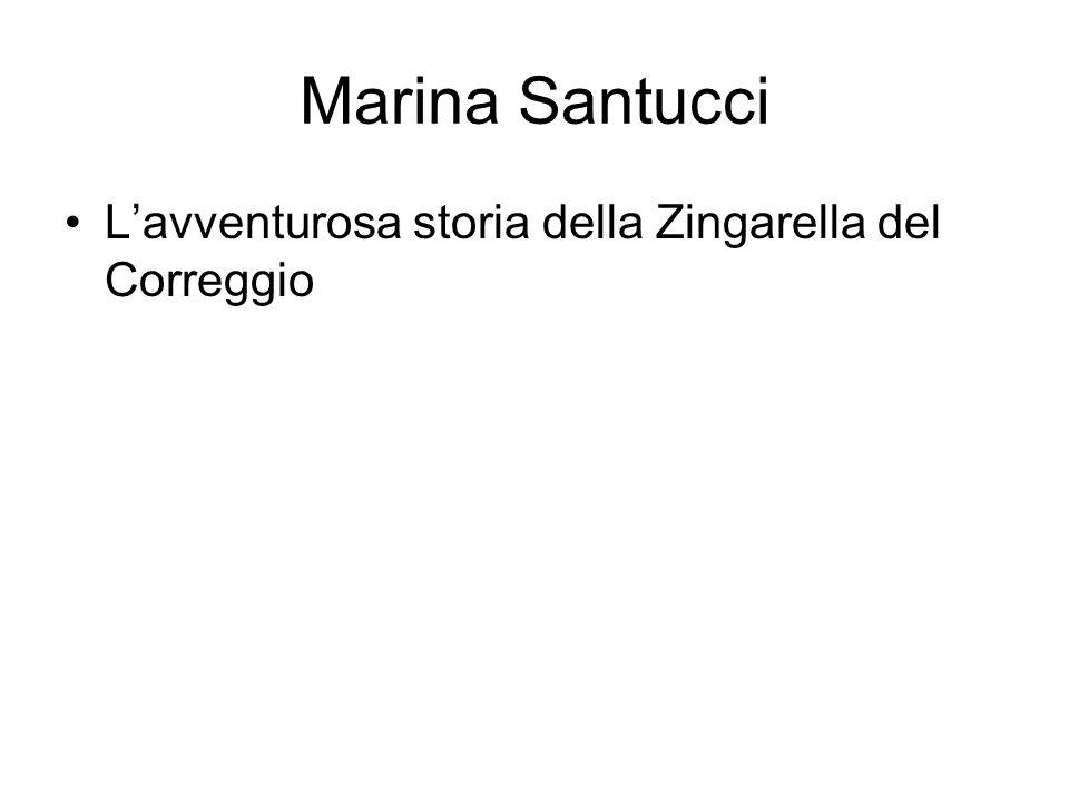 Il sigillo Due dipinti, due sigilli: La Zingarella di Napoli reca sul retro il sigillo della famiglia Farnese poiché apparteneva al Guardaroba di Ranu
