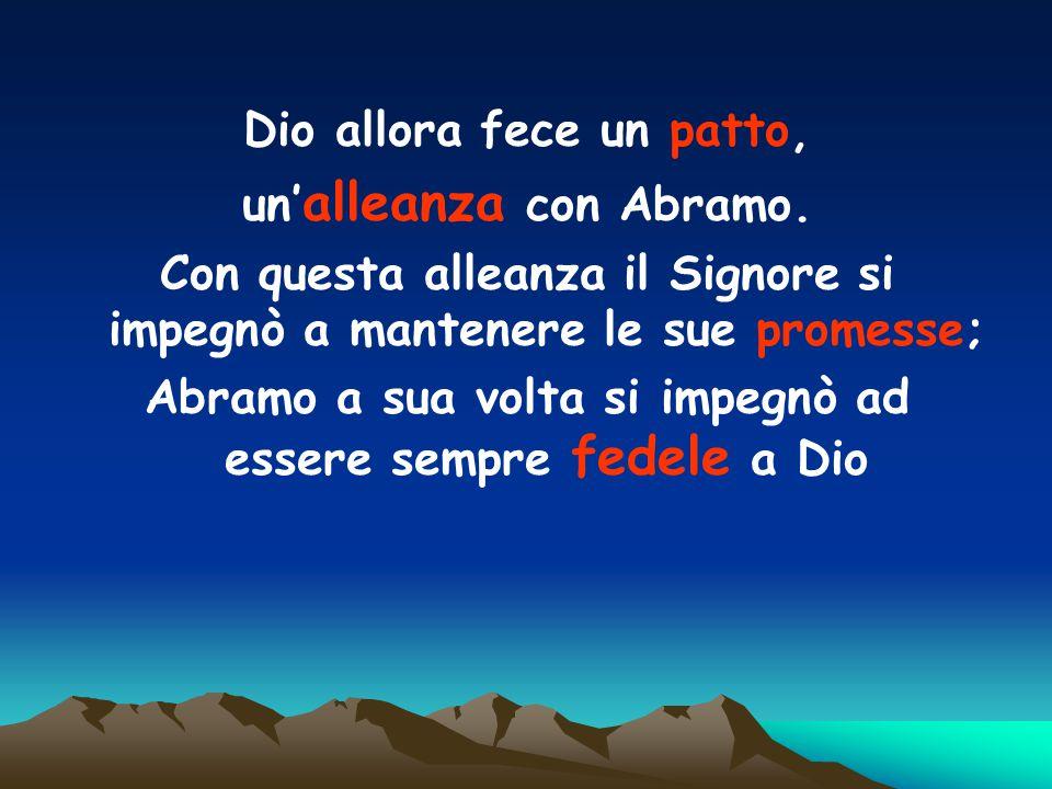 Dalla discendenza di Abramo è nato Gesù, il Salvatore di tutti gli uomini.