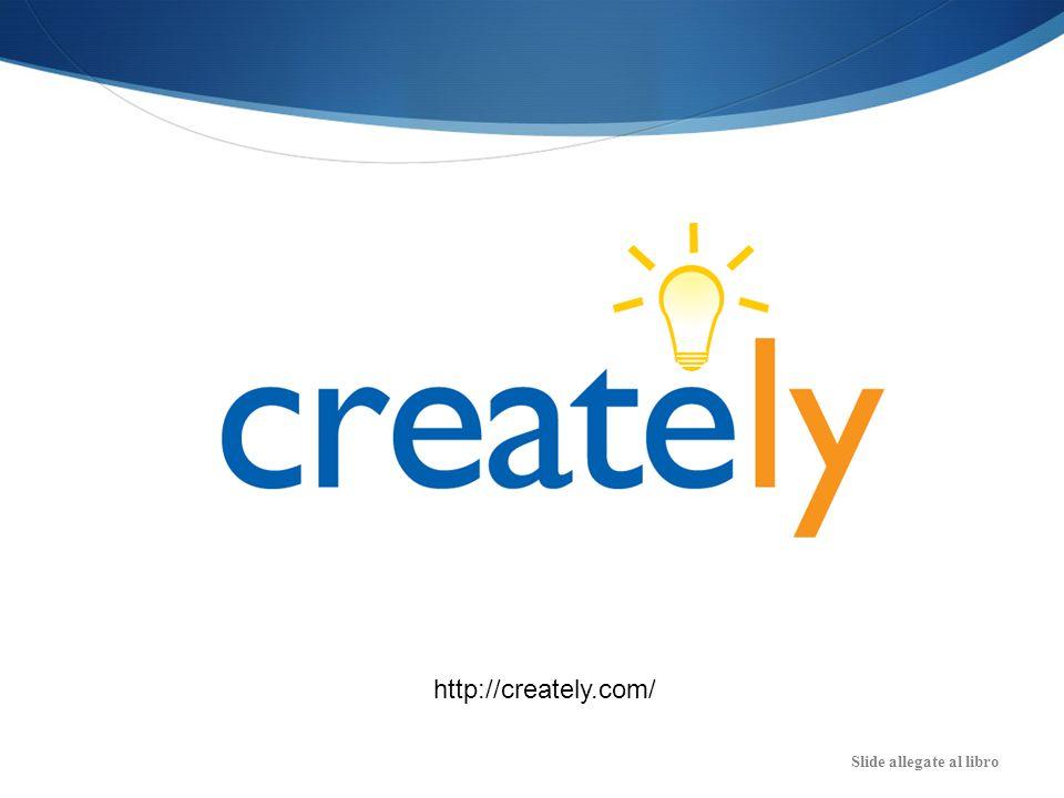 Slide allegate al libro http://creately.com/