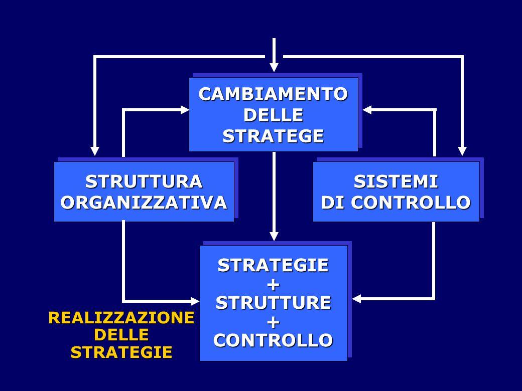STRATEGIE+STRUTTURE+CONTROLLOSTRATEGIE+STRUTTURE+CONTROLLO CAMBIAMENTODELLESTRATEGECAMBIAMENTODELLESTRATEGE STRUTTURAORGANIZZATIVASTRUTTURAORGANIZZATI