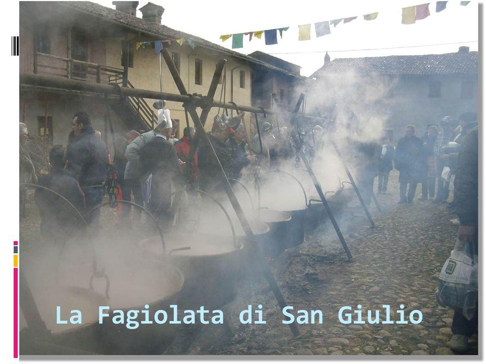 La Fagiolata di San Giulio