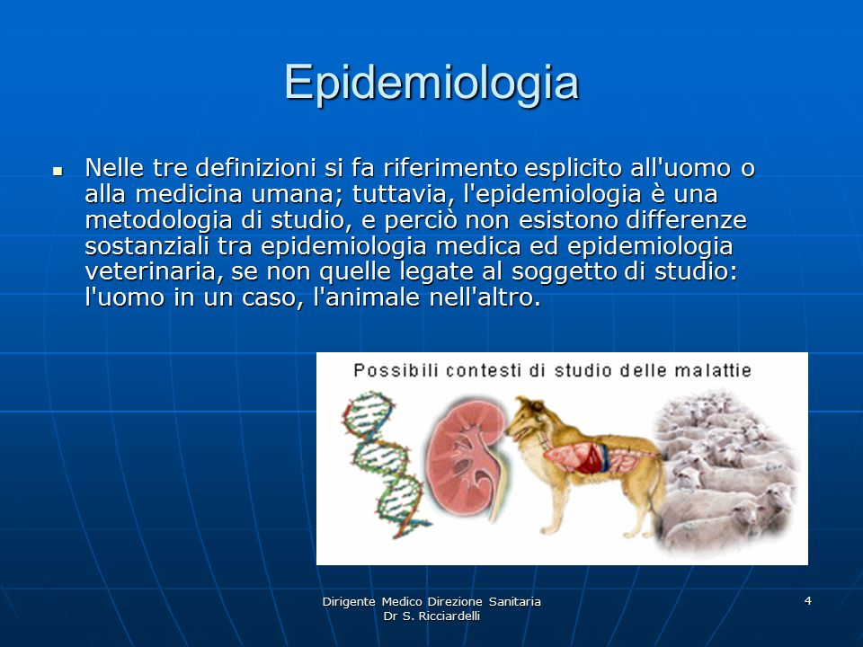 Dirigente Medico Direzione Sanitaria Dr S. Ricciardelli 25