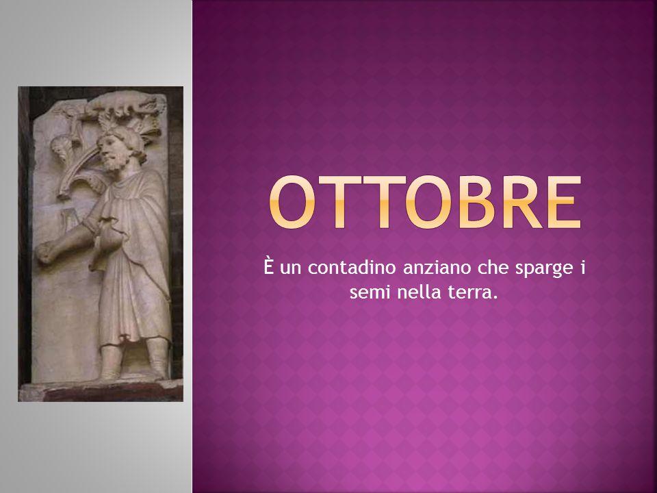 Agenda di Ottobre Che cosa ci regala il mese di Ottobre.