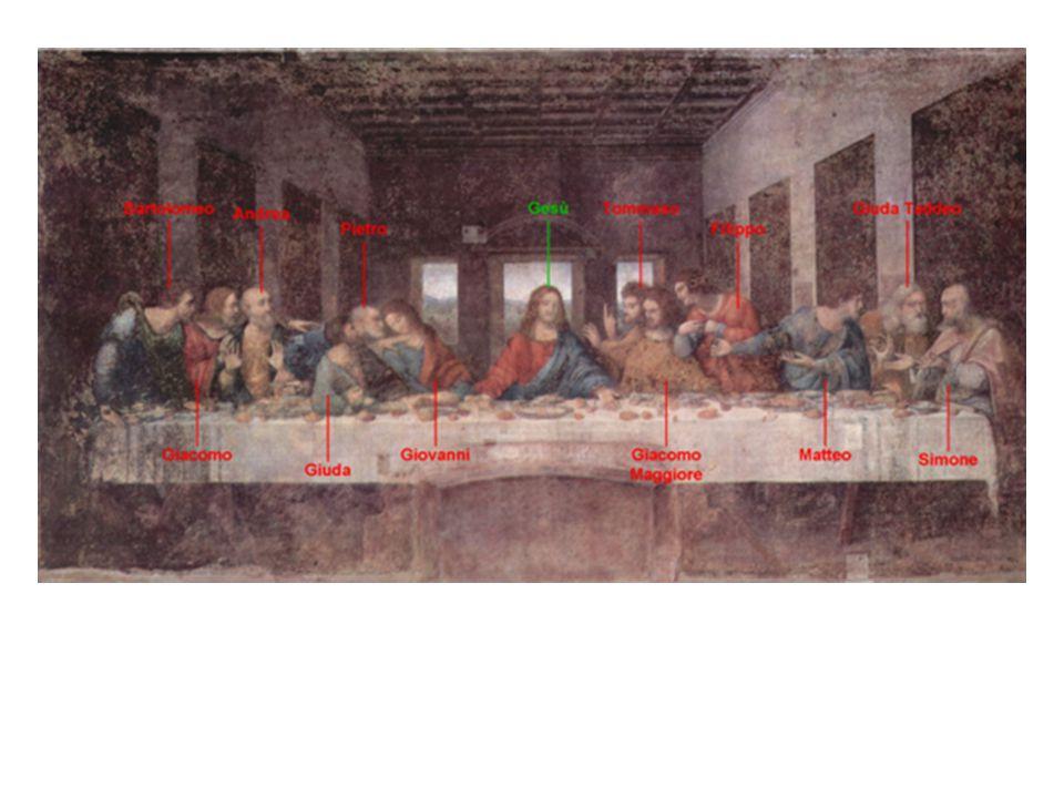 In verità in verità vi dico: uno di voi mi tradirà Giovanni XIII, 21