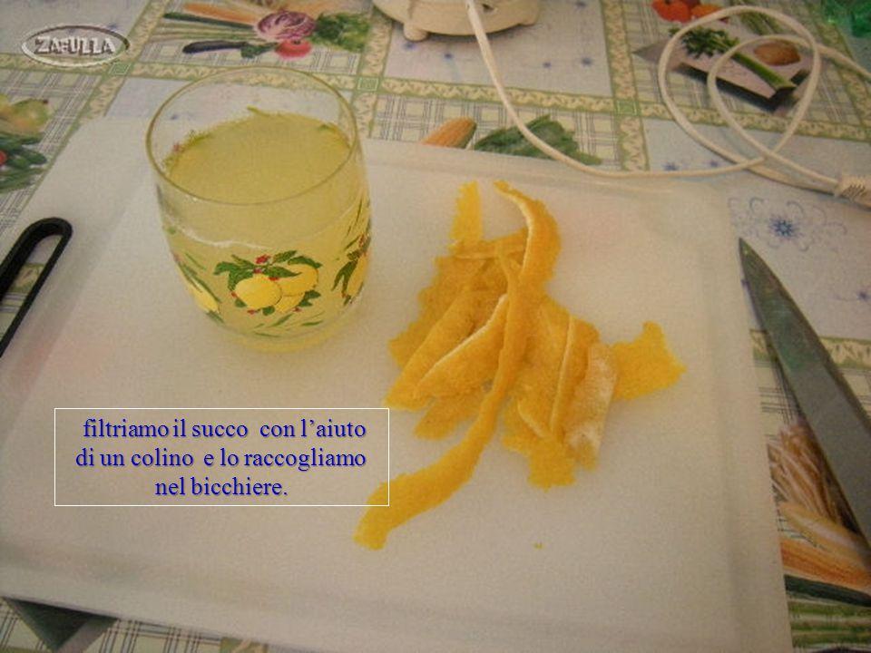 in genere bastano da 3 a 4 limoni;