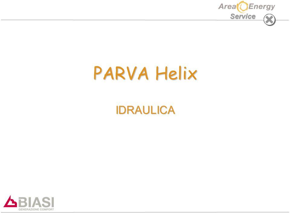 Service PARVA Helix IDRAULICA