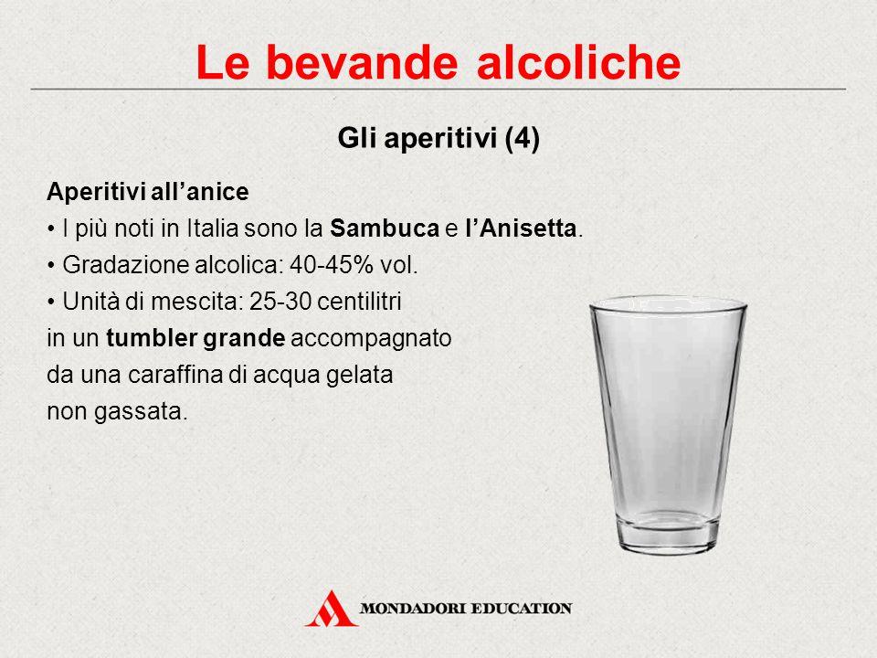 Vini aromatizzati Il principale è il Vermouth, molto versatile: - Vermouth rosso - Vermouth amaro - Vermouth bianco- Vermouth dry - Vermouth rosé- Ver