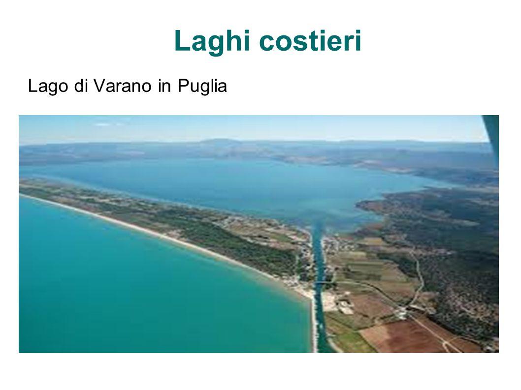 Laghi costieri Lago di Varano in Puglia
