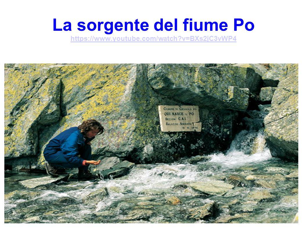 Le sorgenti minerali