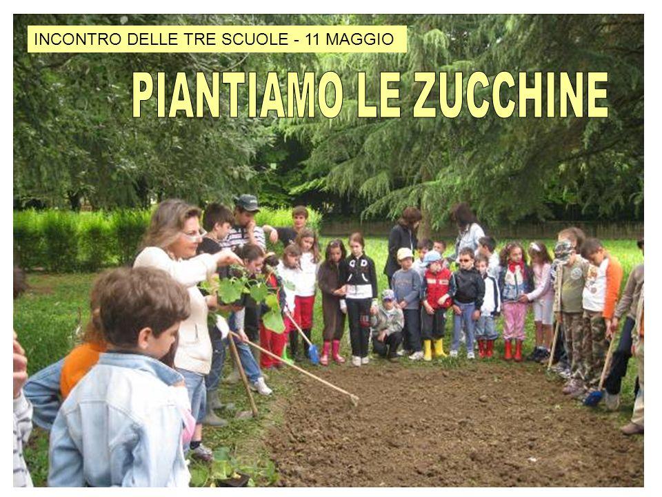 INCONTRO DELLE TRE SCUOLE - 11 MAGGIO