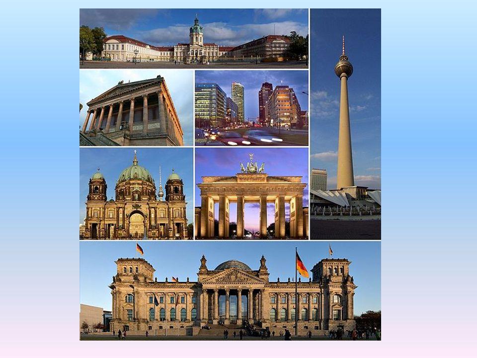 Berlino 1.Informazioni generali e geografia 2.Storia 3.Economia 4.Cultura - attrazioni