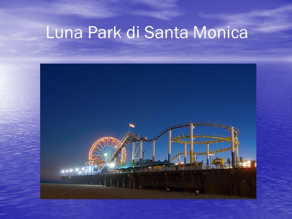 Luna Park di Santa Monica