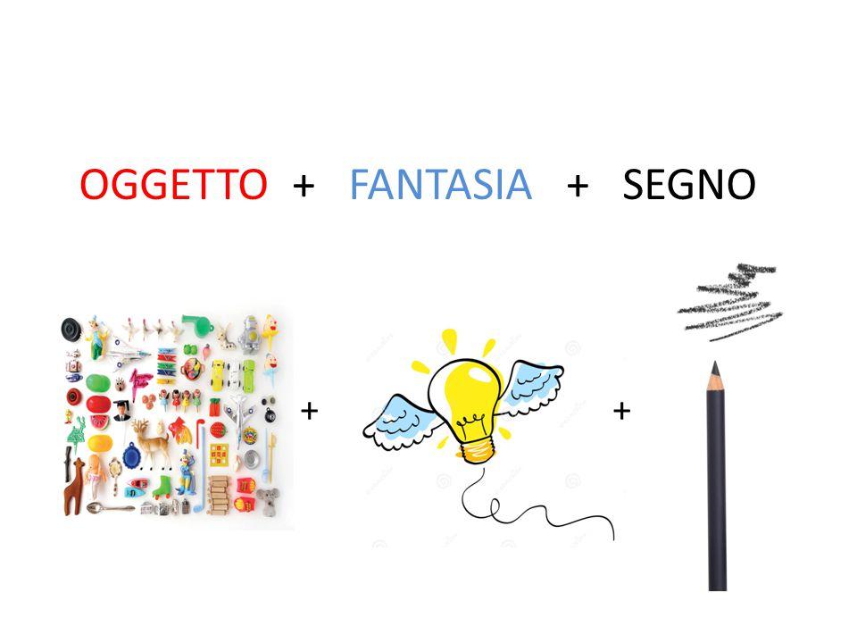OGGETTO + FANTASIA + SEGNO + +