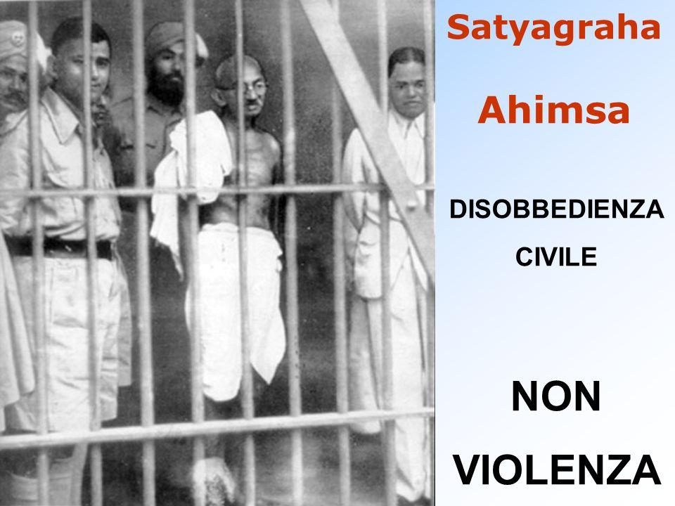 Satyagraha Ahimsa