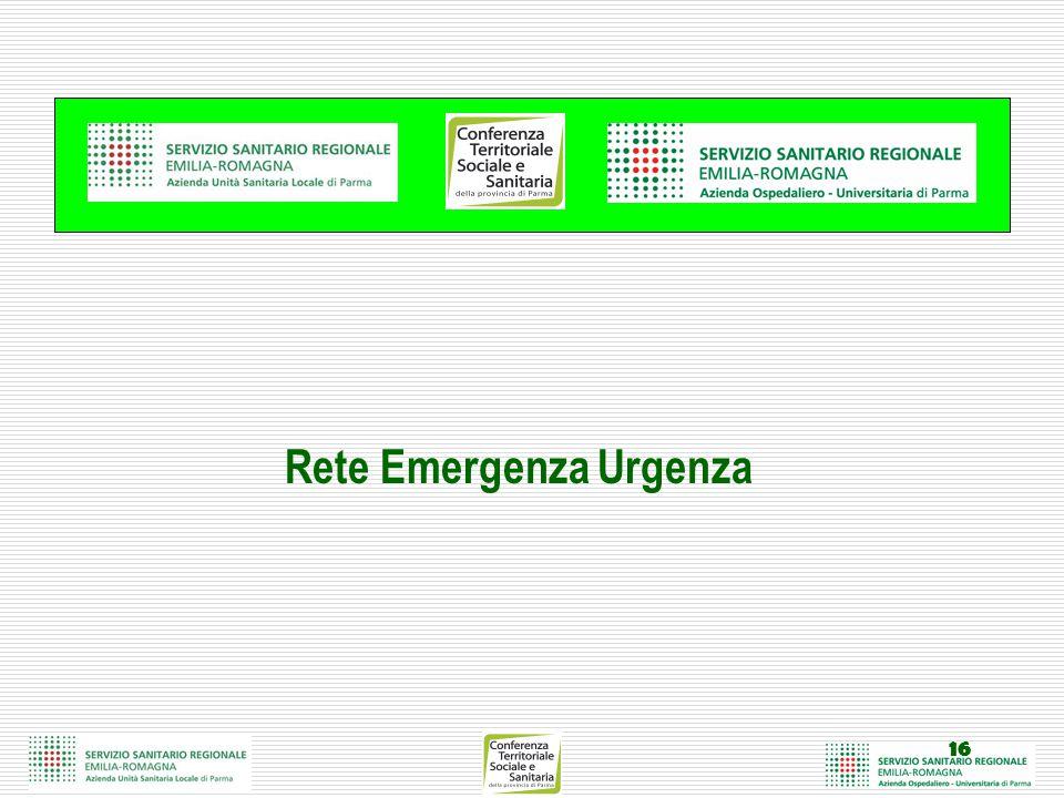 16 Rete Emergenza Urgenza