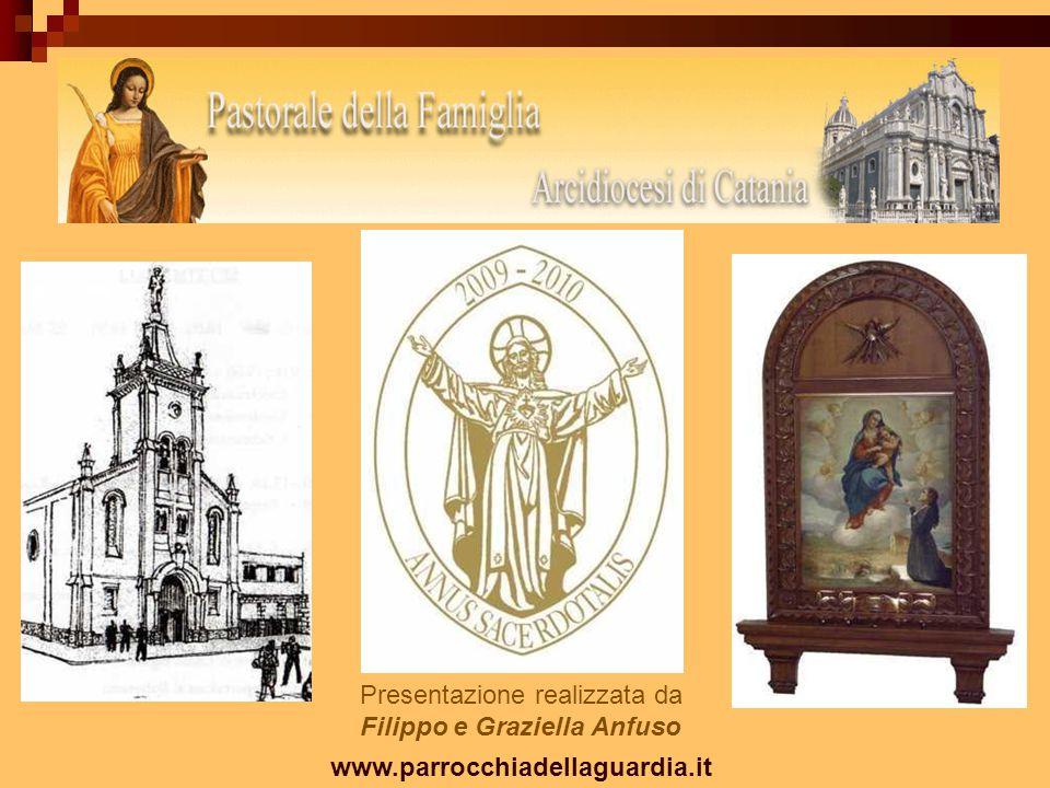 Presentazione realizzata da Filippo e Graziella Anfuso www.parrocchiadellaguardia.it ritardo
