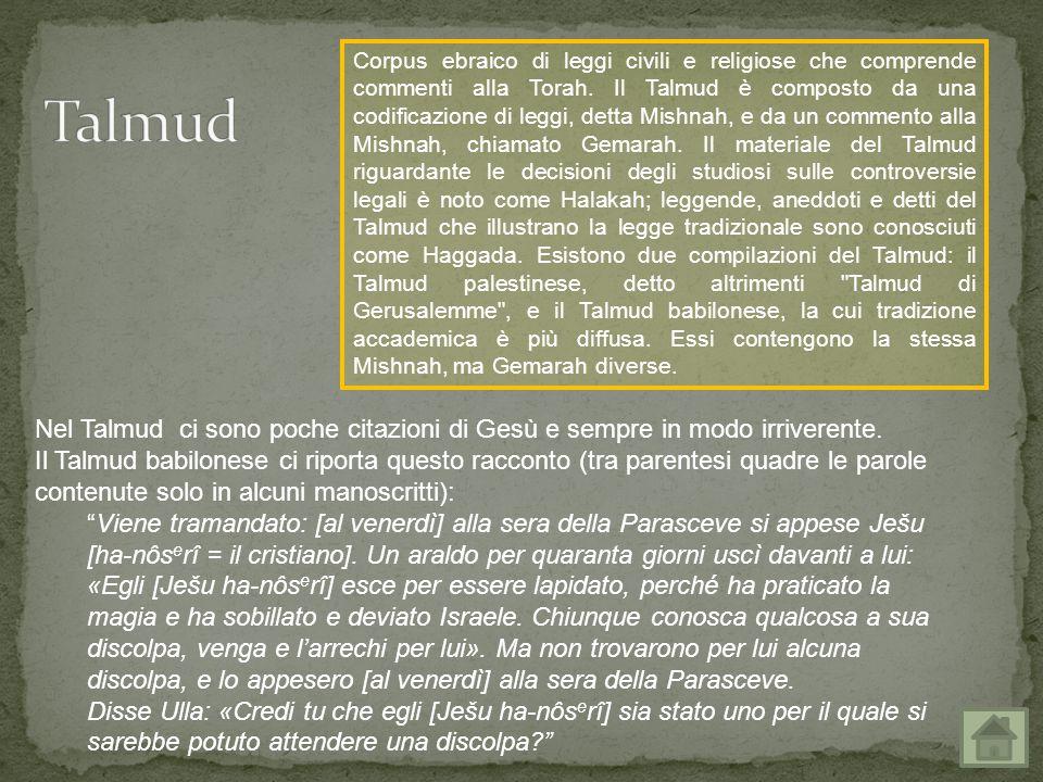 Plinio il Giovane, ep.96 a Traiano: in Bitinia c'è un culto a Cristo come a Dio.